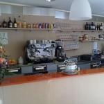 Arredo bancone bar caffeteria