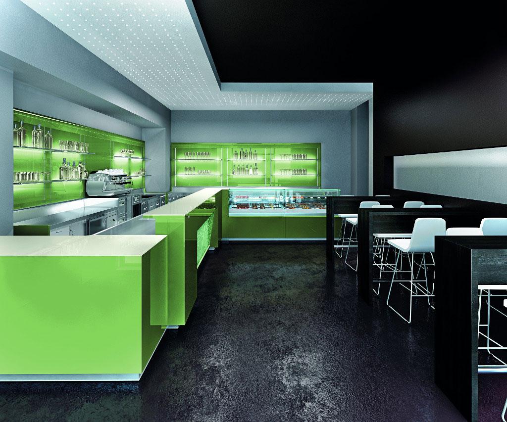 Bar and Shop Design | Arredamenti per bar, negozi, uffici