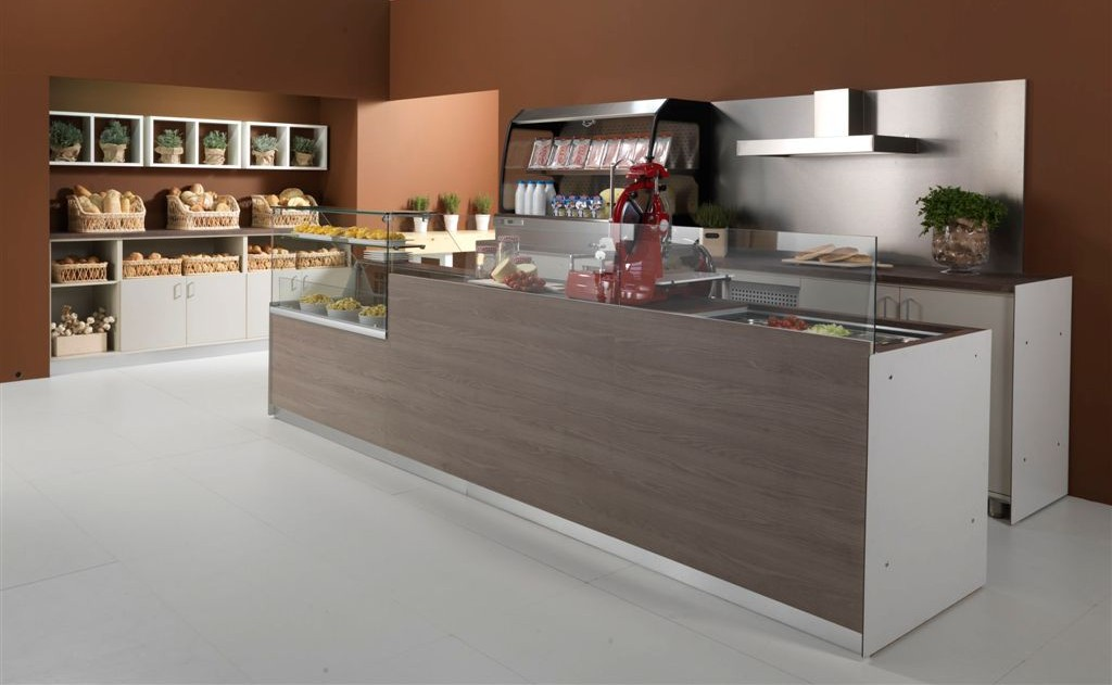 Bar and shop design arredamenti per bar negozi uffici for Ben arredo