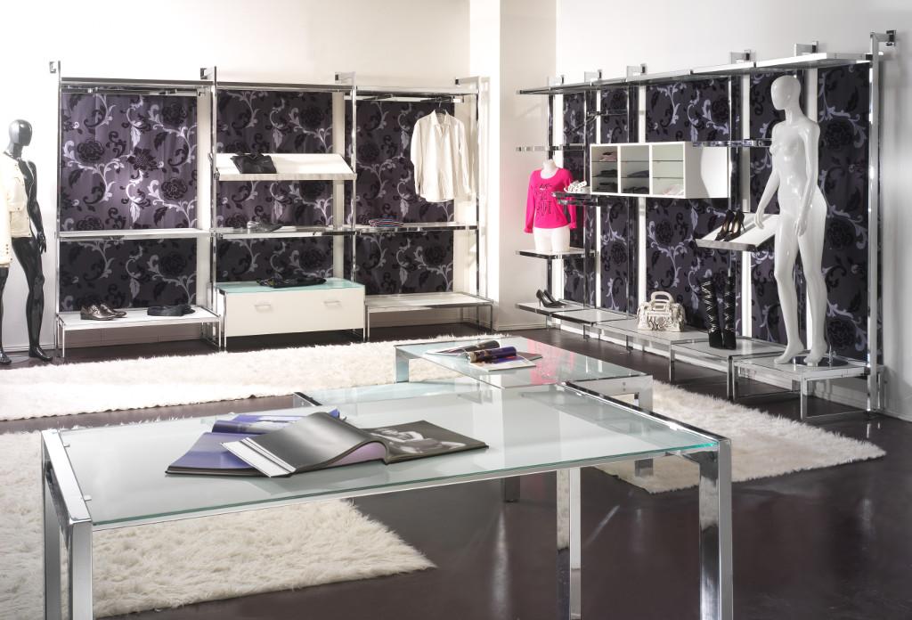 Arredo negozi with negozio di arredamento for Crescente arredamenti mestre