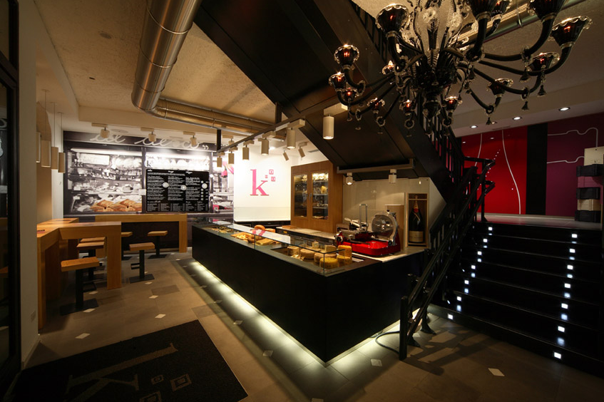 Favoloso Galleria Bar Moderni Archivi - Bar and Shop Design CD91